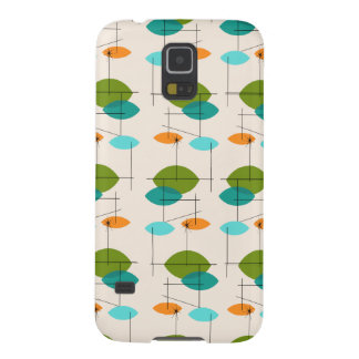 Retro Atomic Mobile Pattern Samsung Galaxy S5 Galaxy S5 Cover
