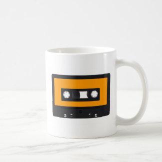 Retro Audio Cassette Coffee Mug