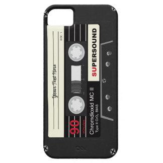 Retro Audio Cassette MixTape iPhone 5 Covers