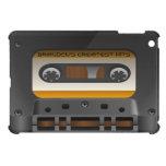 Retro Audio Cassette Tape Custom iPad Mini Case Case For The iPad Mini
