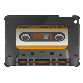 Retro Audio Cassette Tape Custom iPad Mini Case