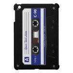 Retro Audio Cassette Tape iPad Mini Case