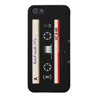 Retro Audio Cassette Tape iPhone 5 Case