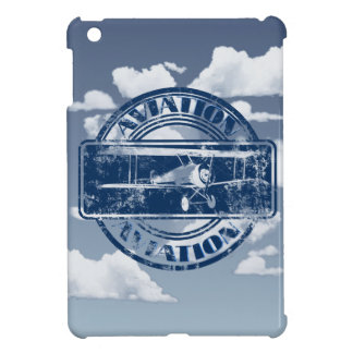 Retro Aviation Art iPad Mini Case