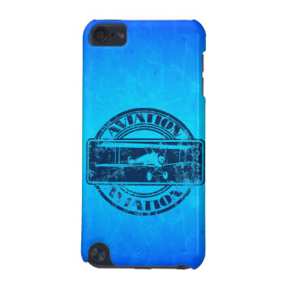 Retro Aviation Art iPod Touch (5th Generation) Case