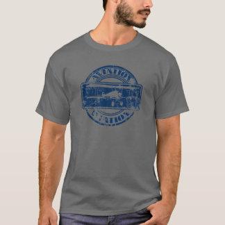 Retro Aviation Art T-Shirt