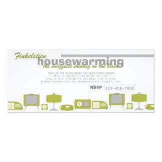 Retro Avocado Electronics Card