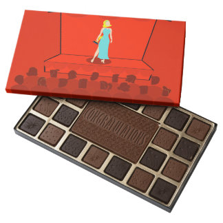 Retro Award Show Box of Chocolate