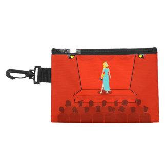 Retro Award Show Clip On Accessory Bag