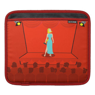 Retro Award Show iPad Sleeve