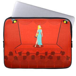 Retro Award Show Laptop Bag Laptop Computer Sleeve