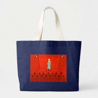 Retro Award Show Tote Bag