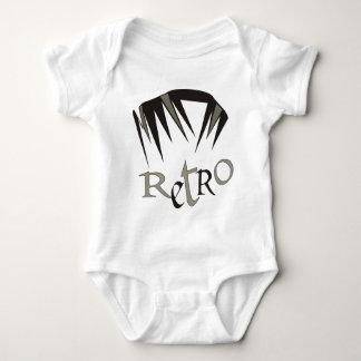 Retro Baby Bodysuit