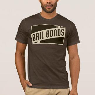 retro bail bonds T-Shirt