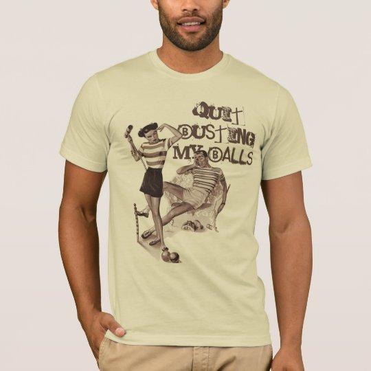 Retro Ball Busting T-Shirt