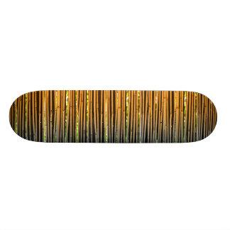 Retro Bambu Skateboard