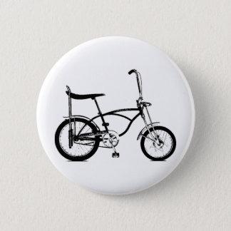 Retro Banana Seat Bike Button