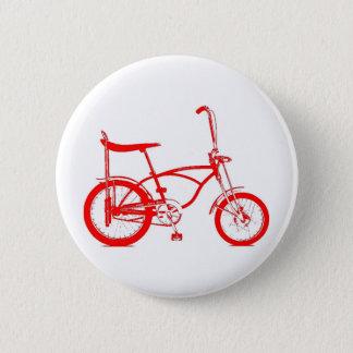 Retro Banana Seat Bike Pinback Button
