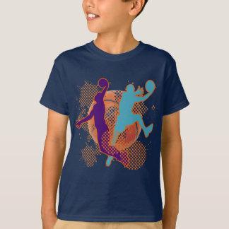 RETRO BASKETBALL PLAYERS T-Shirt