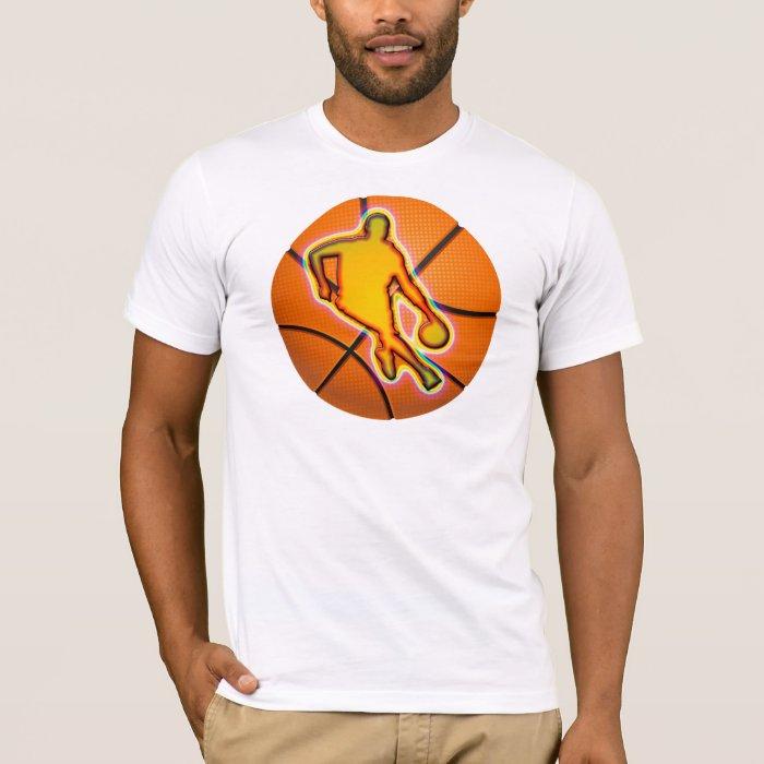 RETRO BASKETBALL T-Shirt