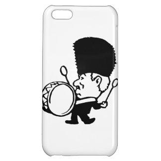 Retro Bass Drum iPhone 5C Cases
