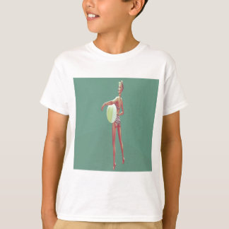 Retro Beach babe T-Shirt
