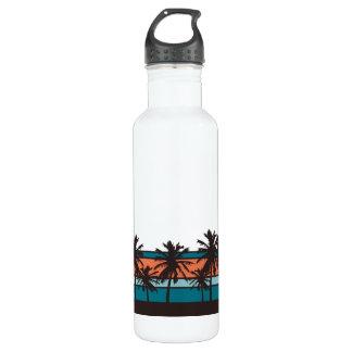 Retro Beach Bottle