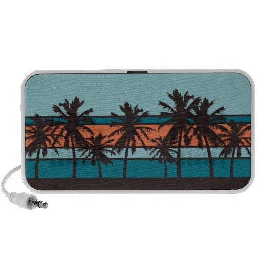 Retro Beach Speaker