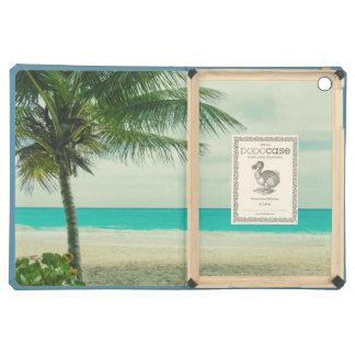 Retro Beach Theme Cover For iPad Air