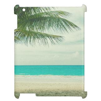 Retro Beach Theme Case For The iPad