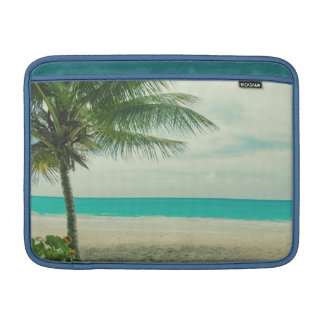 Retro Beach Theme MacBook Air Sleeve