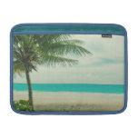 Retro Beach Theme Sleeve For MacBook Air