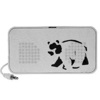 Retro Bear Speakers