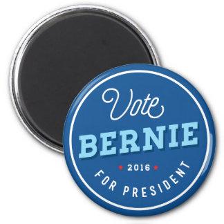Retro Bernie 2 Inch Round Magnet