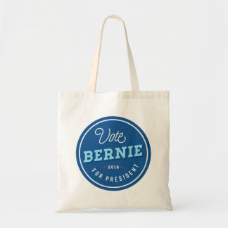 Retro Bernie Tote Bag