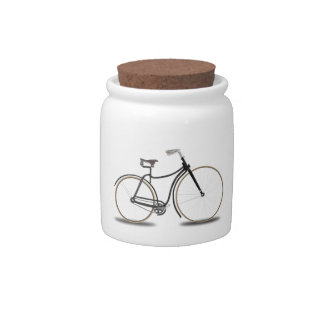 Retro bicycle Candy Dish