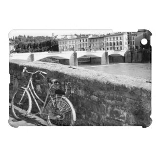 Retro Bicycle in the city of Florence, Italy iPad Mini Cases