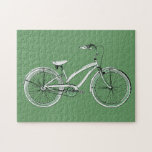 "retro bicycle jigsaw puzzle<br><div class=""desc""></div>"