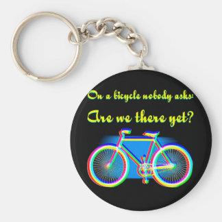 Retro Bicycle Keychains