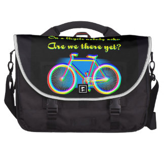 Retro Bicycle Commuter Bags