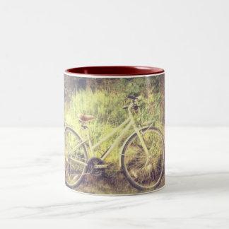 Retro Bicycle Mugs