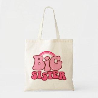 Retro Big Sister Tote Bag