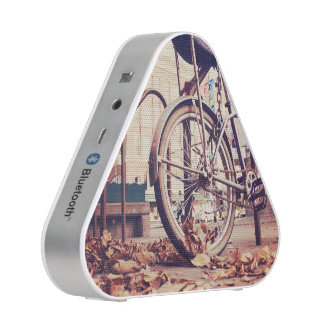 Retro bike bluetooth speaker
