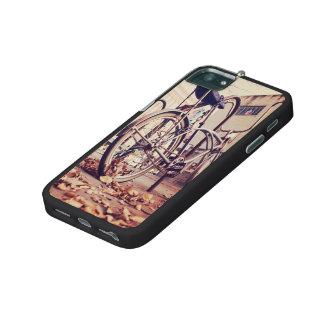 Retro bike iPhone 5 covers