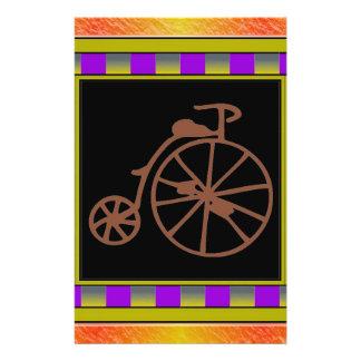 Retro Bike Flyer