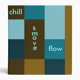 Retro binder chill - smove - flow