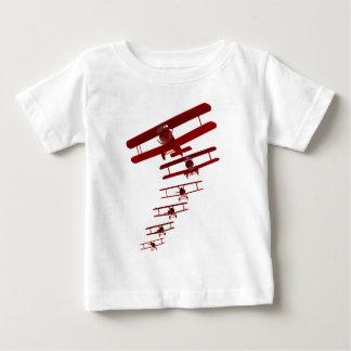 Retro Biplane Baby T-Shirt