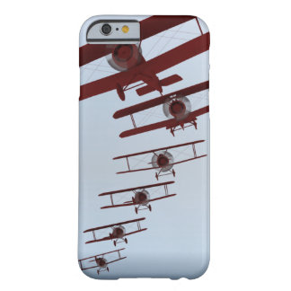 Retro Biplane Barely There iPhone 6 Case