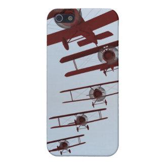Retro Biplane Cover For iPhone SE/5/5s