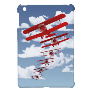 Retro Biplane Cover For The iPad Mini